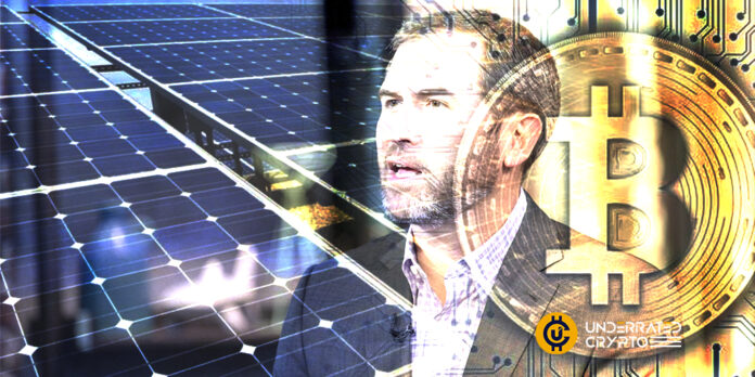 Ripple CEO Denies the Company Influenced Elon Musk on Bitcoin Energy Usage