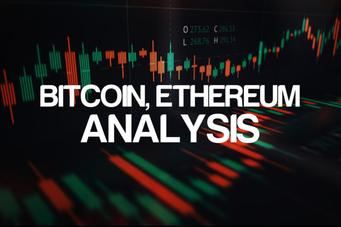 Bitcoin has a probability of making another lower low, Ethereum has very bullish market structure