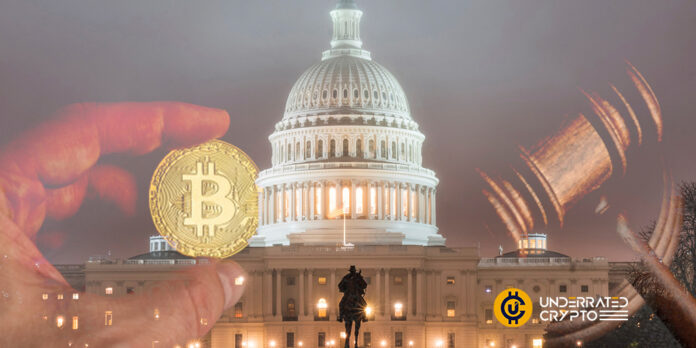 US Congress Will Not Pass Cryptocurrency Legislation Anytime Soon, Says Lawmaker