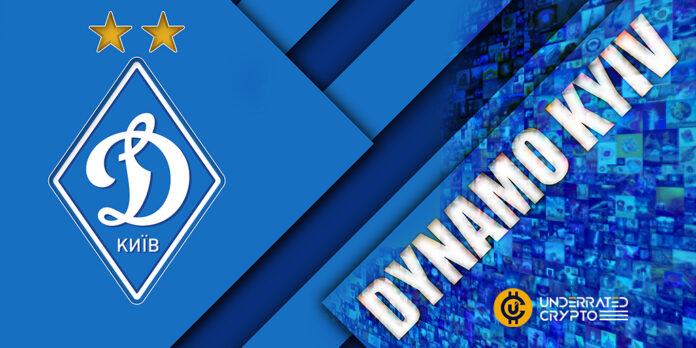 Dynamo Kyiv To Sell NFT Tickets For 2021 Season