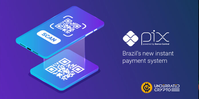 OKEx, LocalBitcoins, And Crypto.com Integrate Brazilian PIX Instant Payments System