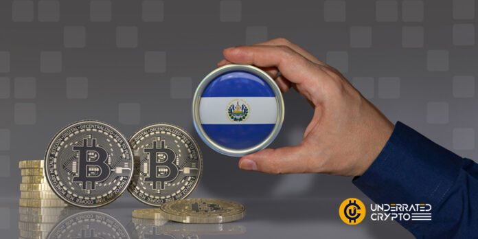 Bitcoin to become an official legal tender in El Salvador on Sept 7