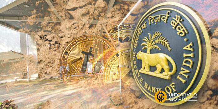 India's RBI reiterates no change in its stance on cryptocurrencies