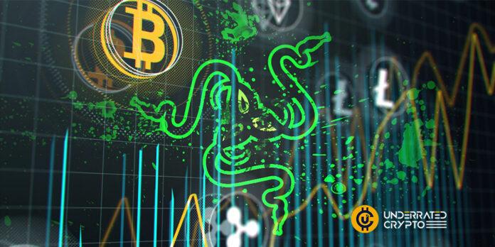 Gaming Giant Razer Exploring Crypto