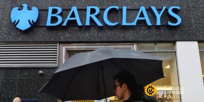 Barclays blocks UK customers transferring funds to Binance
