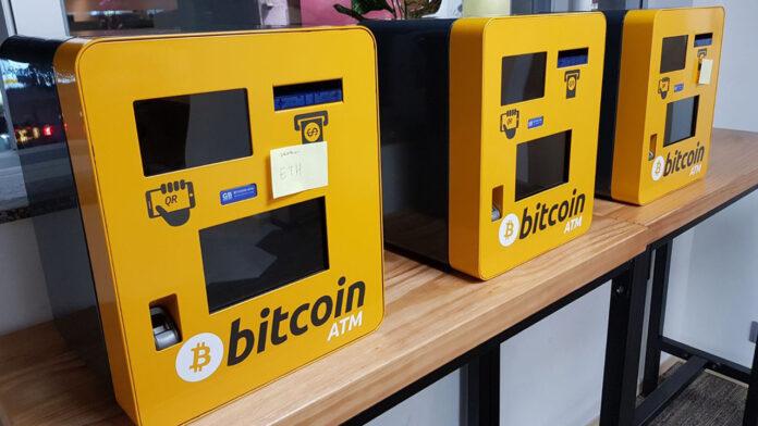 Fortune 500 company NCR to acquire Bitcoin ATM operator LibertyX