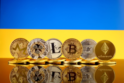 Ukraine's new bill would allow payments in cryptocurrency
