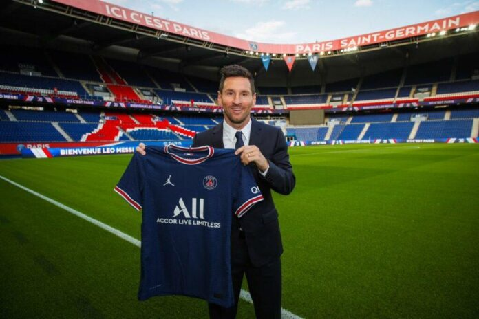 Lionel Messi will be paid with the club fan token following PSG move